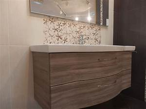 awesome salle de bain marron taupe images awesome With salle de bain blanche et marron