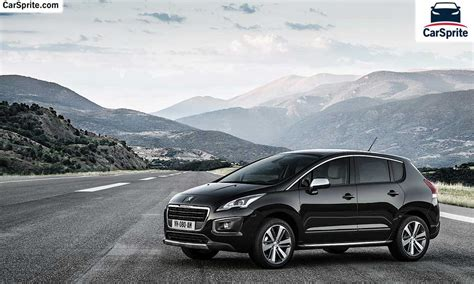 peugeot 3008 price peugeot 3008 2017 prices and specifications in egypt car
