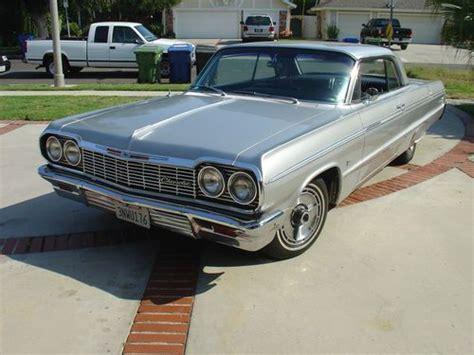 Find New 1964 Chevy Impala Ss Super Sport Power Windows 57