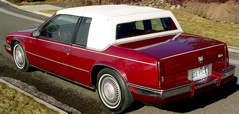 1989 Cadillac Coupe Deville In