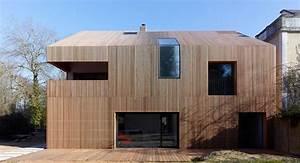 Moderne Hausfassaden Fotos : 20 case di legno dal design moderno ~ Orissabook.com Haus und Dekorationen
