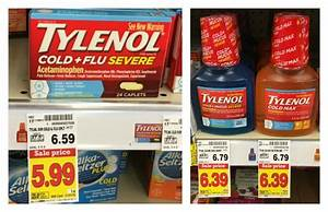 New Tylenol Cold And Sinus Catalina   Medicine For As Low As  2 99 At Kroger