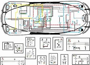 6 Best Images Of Volkswagen Beetle Wiring Diagram