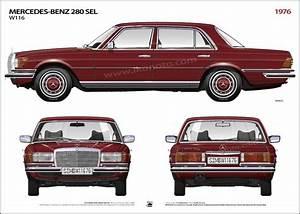 Mercedes Année 70 : 1976 mercedes benz w116 280 sel ikonoto blueprint customized pos old mercedes mercedes benz ~ Medecine-chirurgie-esthetiques.com Avis de Voitures