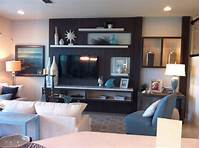 magnificent tv room accent wall Tv Accent Walls Modern Hide That TV Ideas For A DIY Wall ...