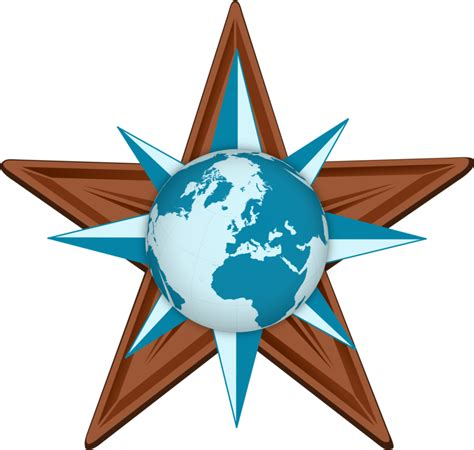 Free Simple Compass Rose, Download Free Clip Art, Free ...