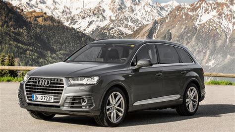 Audi Q7 Review 2018 First Drive Motoring Research