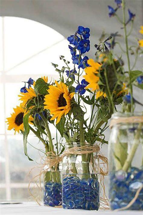 30 Sunflower Wedding Decor Ideas For You Big Day