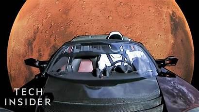 Space Elon Roadster Where Musk Tesla 100k