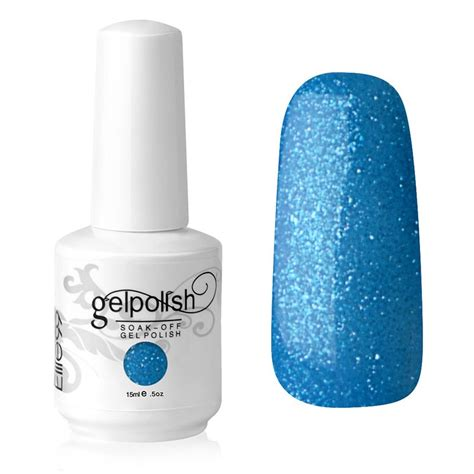 uv l nail polish 15ml uv led gel polish glitter manicure nail art 1365