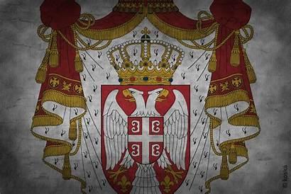 Serbian Arms Coat Flag Zastava Srbije Grb