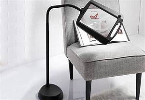 full page floor magnifying lamp sharper image With full page magnifier floor lamp reviews