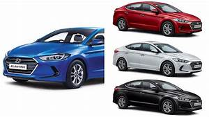 Hyundai Launches 2016 Elantra For 12 99 Lakh   First Look
