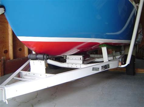 Dilly Boat Trailer Axles by Matilda Trailer Details