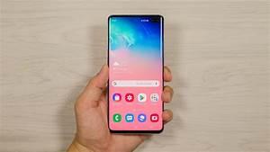 Samsung Galaxy S10  First Impressions