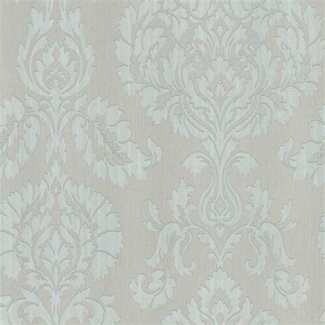 fine decor classics large damask wallpaper taupe fd