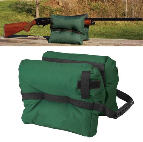 bench rest shooting bags outdoor tack driver shooting bench rest bag gun rest