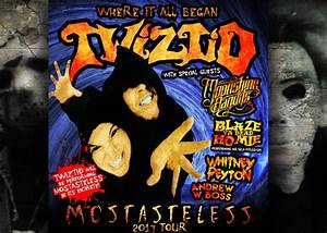 Twiztid announces the MOSTASTELESS Tour for Fall 2017 ...
