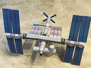 Make your own International Space Station (ISS) with a ...