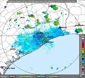 Weather Radar Houston Texas