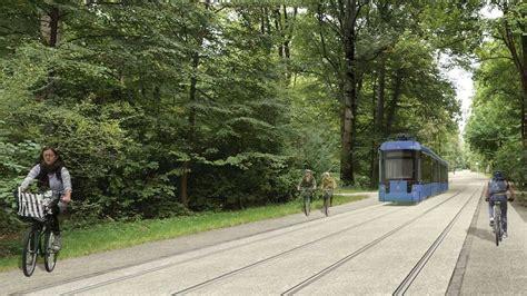 Englischer Garten Tram by Linie Durch Englischen Garten Rathaus Forciert
