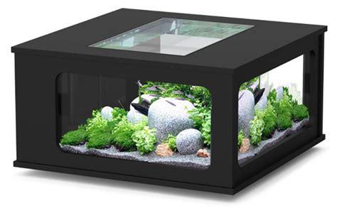 aquarium table basse carre pas cher 307 litres animaloo