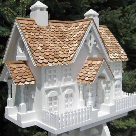 ornate bird house plans  woodworking
