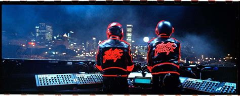 daft punk shows showtime s daft punk unchained takes a peek behind the
