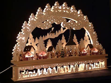 Weihnachtsdeko Fenster Erzgebirge by Original Erzgebirgischer Schwibbogen Erh 246 Hung Gro 223 E