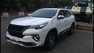 Toyota Fortuner 2019 Release, Specs and Review - TechWeirdo