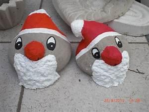 Betonschale Selber Machen : video weihnachtsm nner aus beton weihnachtliche deko f r den garten selber machen ~ Frokenaadalensverden.com Haus und Dekorationen