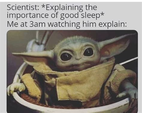 Pin by Maria McTighe on Baby Yoda in 2020 | Yoda funny ...