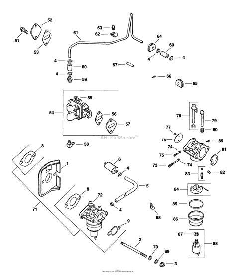 Sear 26 Kohler Engine Electrical Diagram by Kohler Cv13 21509 Deere 13 Hp 9 7 Kw Parts Diagram