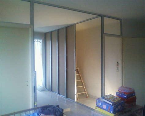 cloison separation chambre cloison séparatrice rénovation annecy
