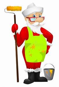 Weihnachtsmann Als Profilbild : santa claus royalty free stock photography image 32067177 ~ Haus.voiturepedia.club Haus und Dekorationen