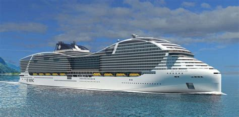 Biggest Passenger Ships In The World by Biggest Passenger Capacity Cruise Ship In The World