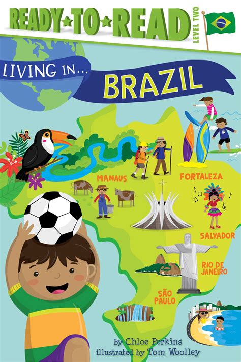 living  brazil book  chloe perkins tom