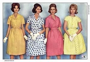 Mode Femme Année 50 : annee 1960 vetements ~ Farleysfitness.com Idées de Décoration