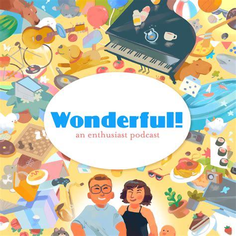 Wonderful! 165: Commonwolf   Maximum Fun
