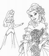 Princess Adults Coloring Disney Pages Realistic Getdrawings Funny sketch template