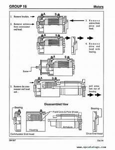 Clark Forklift Gcs25wc Wiring Diagram