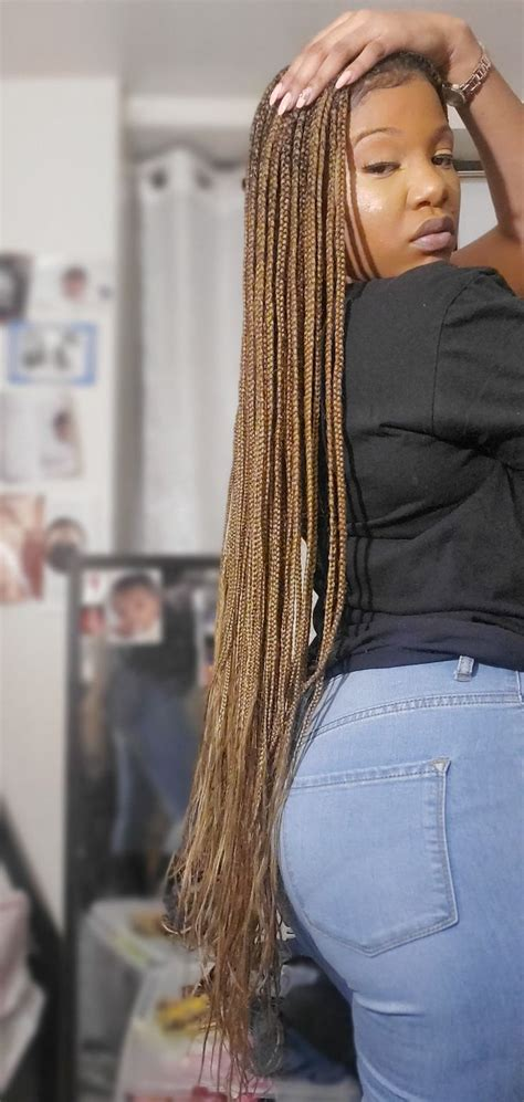 Small Braids Hairstyles
