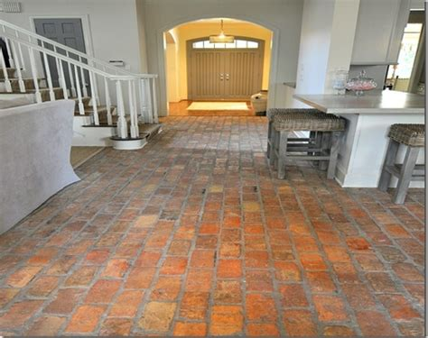 brick tile kitchen floor outdoor brick flooring tile that looks like brick floor 4894