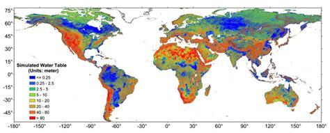 une carte des eaux souterraines sciencesetavenir fr
