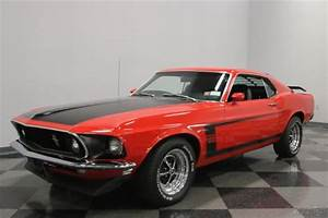 1969 Ford Mustang Boss 302 Fastback 1969 Boss 302 Used