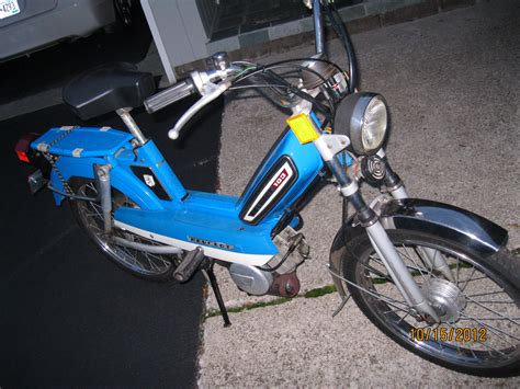 Peugeot Moped For Sale by 4 Sale 1979 Peugeot Moped