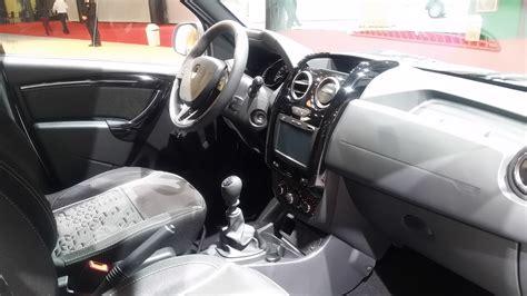 renault duster 2015 interior todos los detalles de la renault duster oroch motorsports