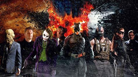 batman trilogy wallpapers