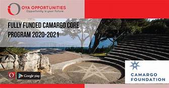 Camargo Foundation Core Fellowship Program 2021/2022 (Fully funded)