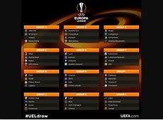 Sorteio da Liga Europa deixa Milan e Arsenal em grupos sem